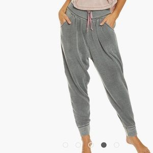 Free People Movement Meadowbrook Harem Pants Sz Lg